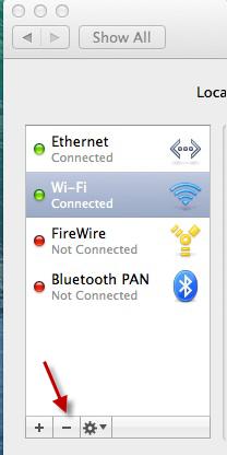 Mac self assigned ip address