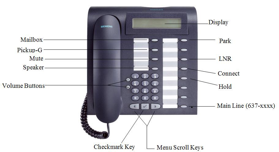 Siemens Phones Information Technology Services